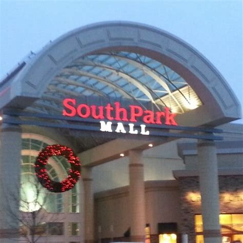 southpark mall map southpark mall strongsville oh