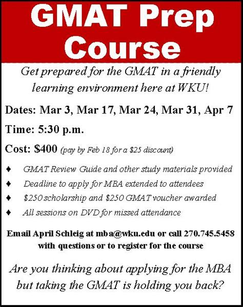 Wku Mba Tuition by Are You Thinking About Applying For The Mba And Taking The