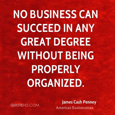 Can I Succeed Without An Mba by Penney Business Quotes Quotehd