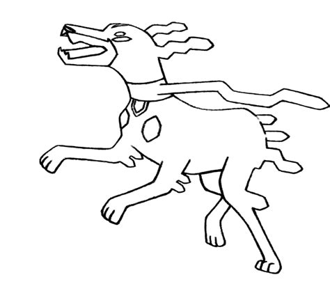 pokemon coloring pages dog legendary pokemon zygarde coloring pages images pokemon