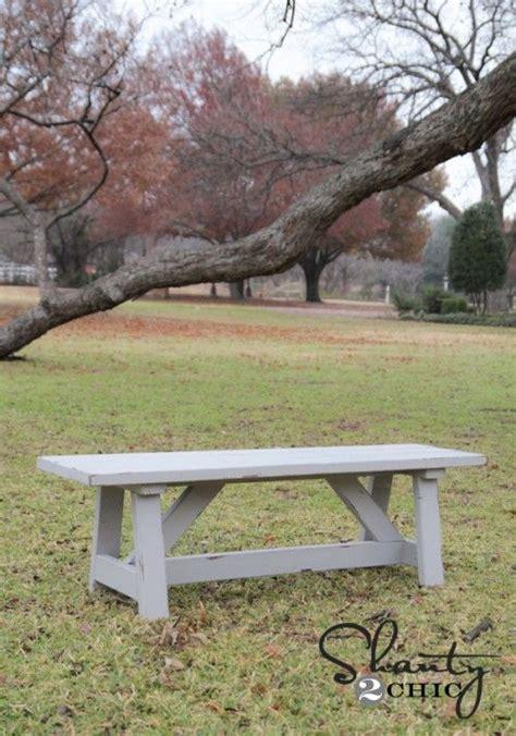 cheap garden benches 25 best ideas about cheap garden benches on pinterest