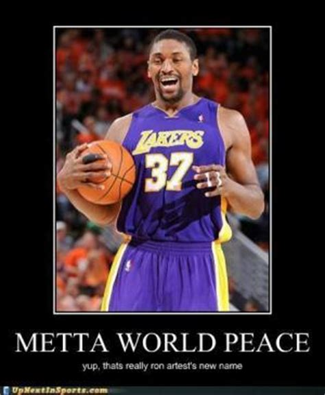 Metta World Peace Meme - ron artest meme kappit