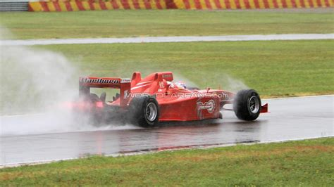 Ferrari 3 Seater F1 by Ferrari F1 3 Seater Marlboro Red Rush Spied Testing In Fiorano
