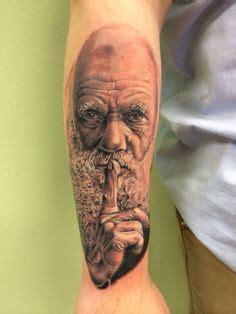 nepa tattoo club charles darwin by alex spooky darwin