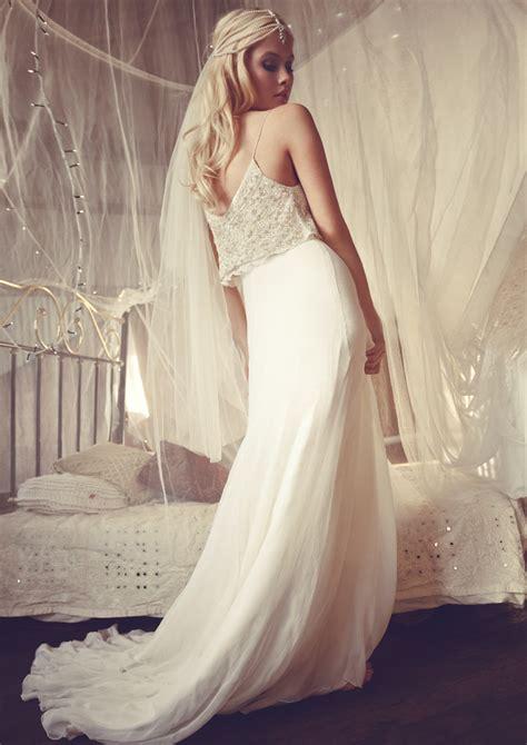 imagenes de novias rockeras bo luca exklusive brautkleider im bohemian style