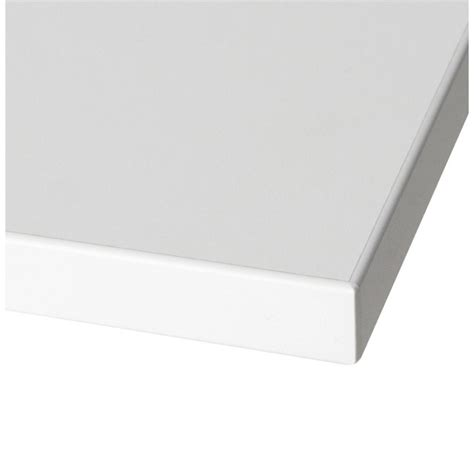 white laminate table top lea table top square wood laminate 60cmx60cmx2cm white
