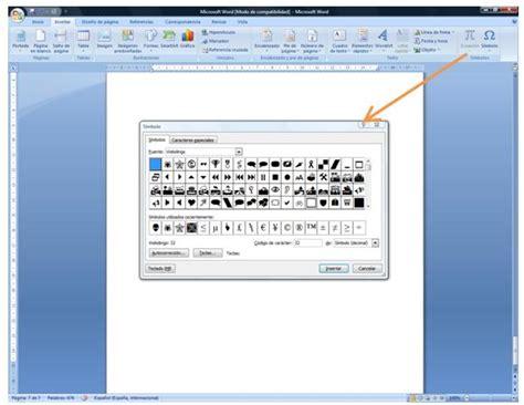 como insertar imagenes y simbolos en word c 243 mo perder el tiempo con word eco y j r
