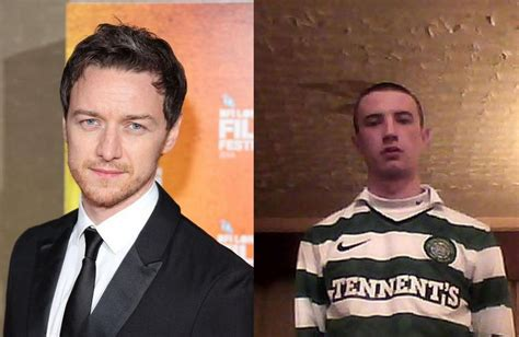 james mcavoy grandparents james mcavoy s big happy family let s have a look