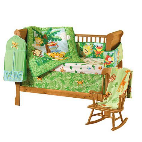 Fisher Price Rainforest Bedding Set Rainforest Crib Bedding Fisher Price Rainforest Friends 4 Crib Bedding Set Walmart Fisher