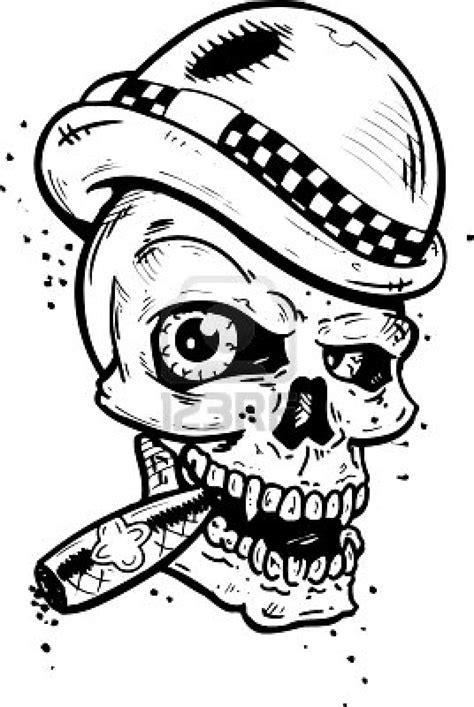 tattoo kartun zombie tattos carabela