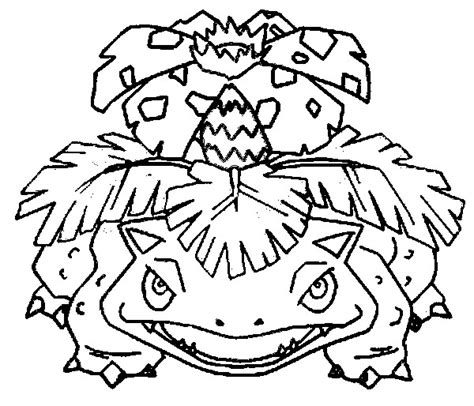 pokemon coloring pages venusaur coloring pages pokemon venusaur drawings pokemon