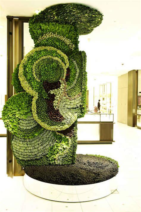 living artwork living installations plant artwork