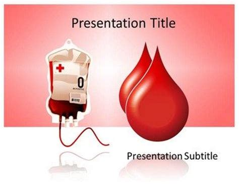download donate blood powerpoint template at http goo