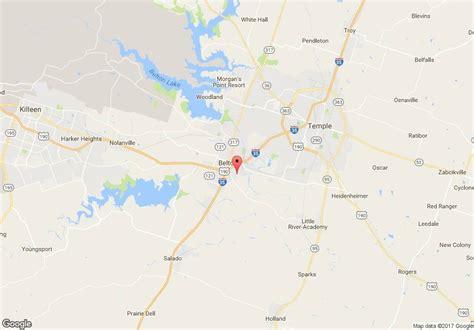 belton texas map oaks apartments belton tx apartments for rent