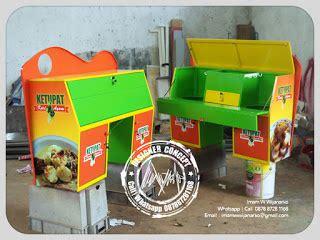 desain gerobak motor unik desain logo logo kuliner desain gerobak jasa desain