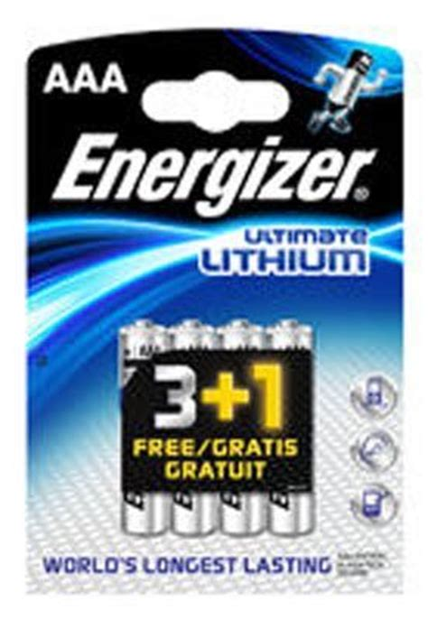 Energizer L by Energizer L91 Lithium Aa Battery Pack Of 4