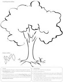 Tree Outline With Leaves by Best Photos Of Template Of Tree Tree Outline Template Printable Tree Template And Fingerprint