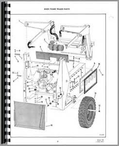 bobcat parts diagram smartdraw diagrams