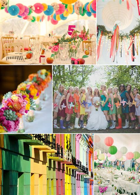 color theme ideas top 8 trending wedding theme ideas 2014