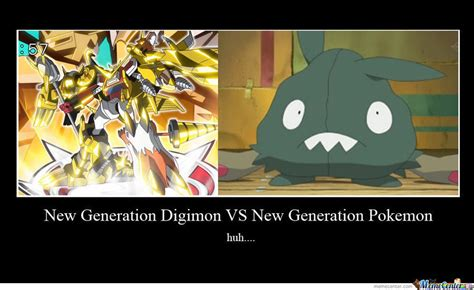 Digimon Memes - pokemon as digimon meme images pokemon images