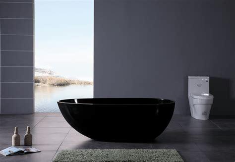 black bathtub stone bathtub vertigo black sch 246 nberg