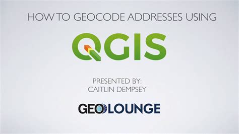 qgis geocoding tutorial how to geocode addresses using qgis