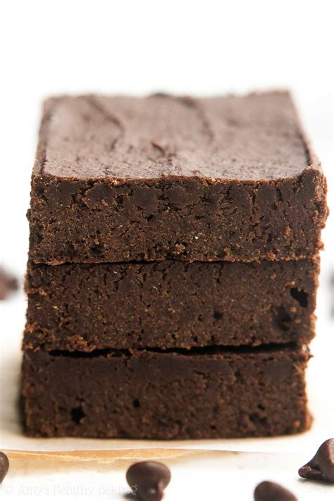 Brownies Fudgie Chocolate healthy small batch fudgy chocolate brownies s healthy baking