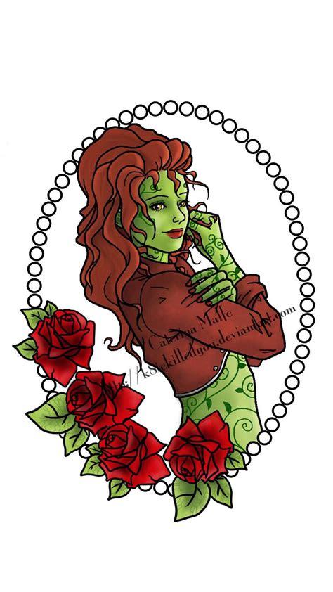 poison ivy tattoos designs poison design for shoulder