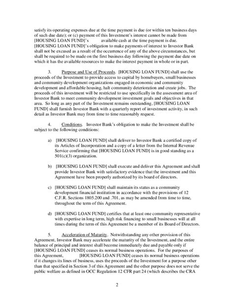 investor agreement template free investment agreement free