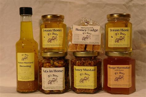 Top Five Honey Products by Products
