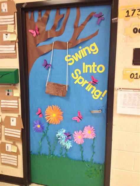 door decorations for spring 128 best images about april door bulletin board ideas on