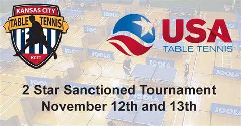 kansas city table tennis 2016 kansas city table tennis fall tournament