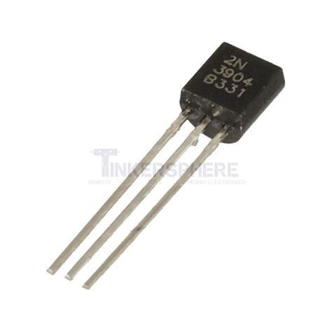 transistor npn a 12v 1 49 npn transistor 2n3904 40v 2a tinkersphere