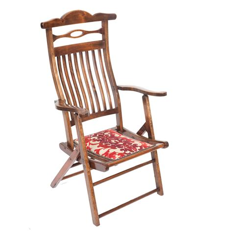 stylish folding chairs stylish edwardian folding caign chair the unique seat
