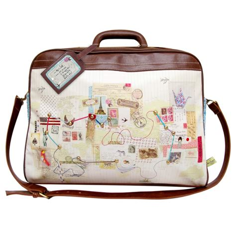 bag design bon voyage travel bag set by disaster designs
