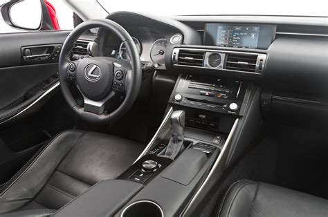interior its 2014 lexus is 250 awd first test motor trend