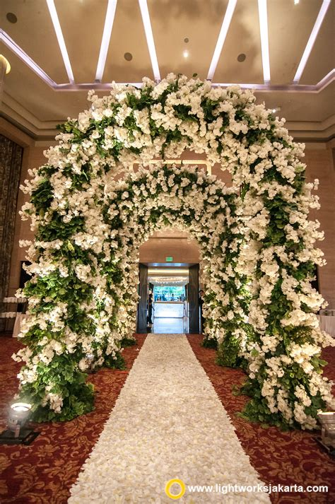 Wedding Gate by Beautiful Wedding Gate Created By Lotus Design With