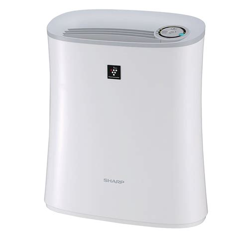 sec electricare for yo 220 sharp plasmacluster air purifier grey