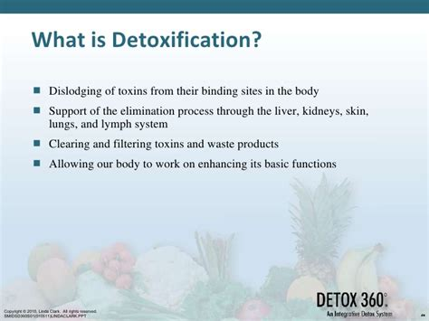 Does Function Detox Work by Introduction To Detox 360