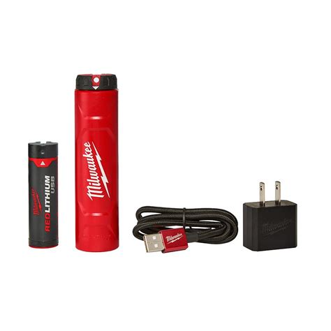 battery with usb milwaukee redlithium usb battery and charger 48 59 2003