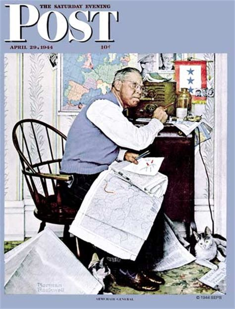 the armchair general armchairgeneral the saturday evening post