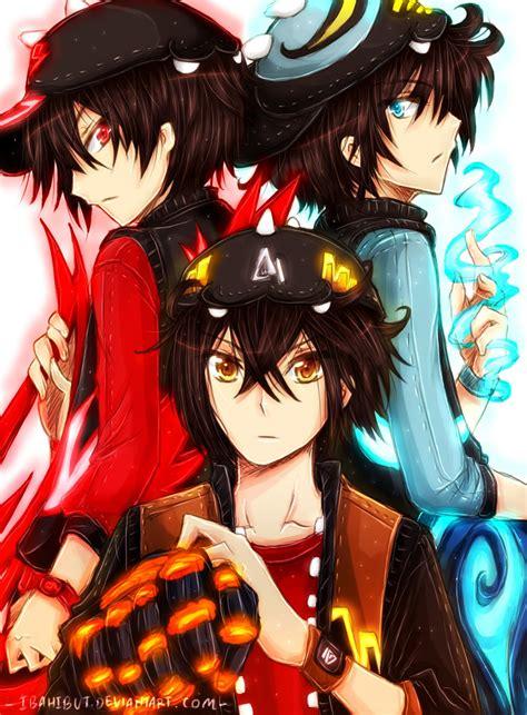 film anime terbaik film anime terbaik boboiboy halilintar boboiboy character zerochan