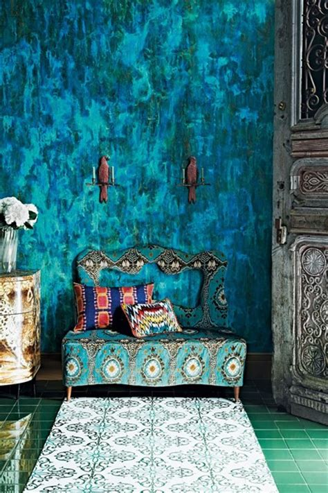 10 totally different rooms that mastered blue paint