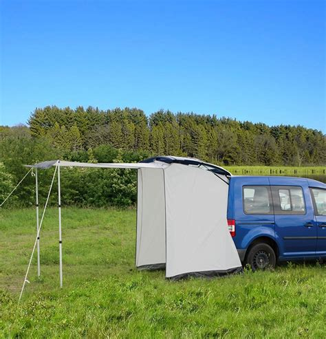 tailgate awning tent reimo vertic cabin tailgate tent 2 x door poles for mini