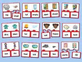 kindergarten antonyms laptuoso