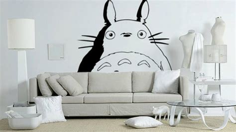 my totoro home decor will appeal to your inner child