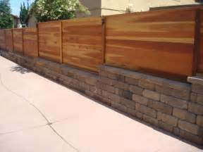 Horizontal Wood Fence Design Horizontal Wood Fence Designs Move Maybe
