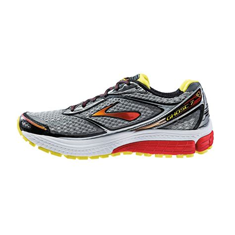 running shoes ghost 7 ghost 7 mens running shoes silver black mars