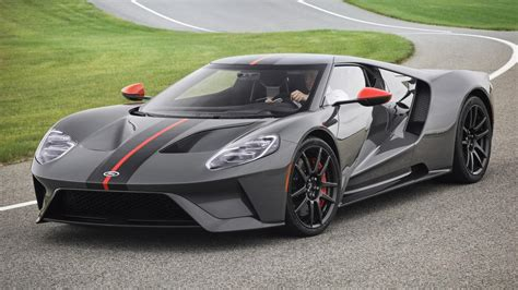 2019 Ford Gt40 2019 ford gt carbon series top speed