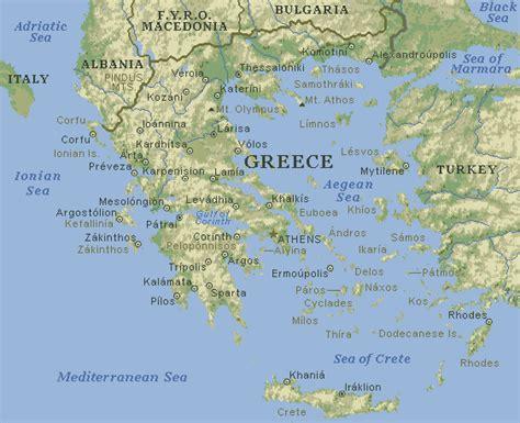 map of greece islands islands map best top wallpapers